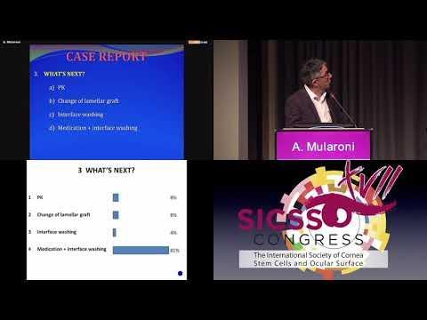 SICSSO 2018 - ENG - A. Mularoni (Republic of San Marino) - Case presentation