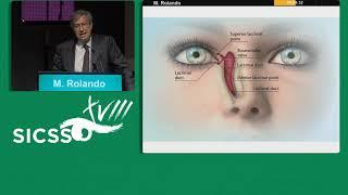 SICSSO 2019 - ITA - M. Rolando (Genoa) - Dry eye and gastroesophageal reflux disease