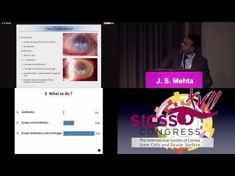 SICSSO 2018 - ITA - J. S. Mehta (Singapore) - Case presentation