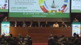 SICSSO 2019 - ITA - V. Sarnicola (Grosseto), H. S. Dua (UK) - Hot topic