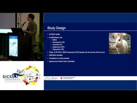 SICSSO 2017 - ITA - E. Y. Tu (USA) - Use of Topical Linezolid for Recalcitrant Gram Positive Corneal