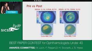 SICSSO 2019 - ENG - R. R. Penna (Cuneo) - Corneal-wavefront PRK combined with corneal collagen cross
