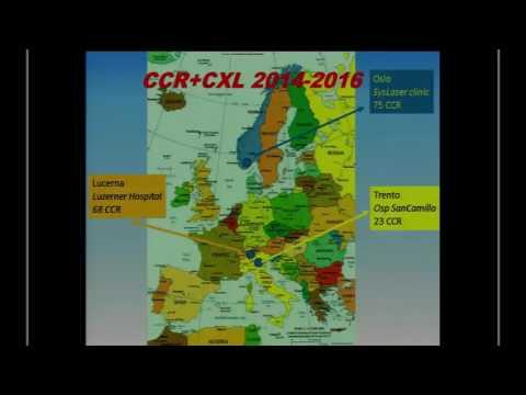 SICSSO 2016 - ITA - G. Mulè (Trento) - Custom transepithelial ectatic corneal regularization and CXL