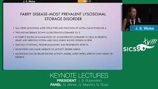 SICSSO 2019 - ITA - J. S. Weiss (USA) - Keynote Lecture - Two rare hereditary corneal epithelial dis