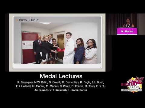 SICSSO 2018 - ITA - M. Macsai (USA) - K. A. Colby Medal Lecture presentation