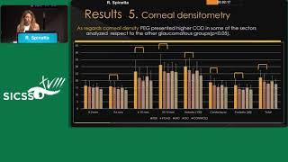 SICSSO 2019 - ENG - R. Spinetta (Turin) - Analysis of corneal endothelium and corneal densitometry i