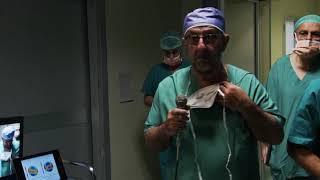 SICSSO 2019 - ITA - L. Spadea (Rome) - Conservative surgery for keratokonus - cTen™ + CXL transepith