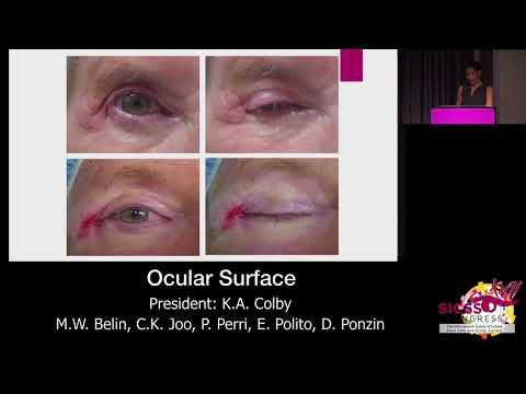 SICSSO 2018 - ENG - W. W. Lee (USA) - Eyelids surgical repair for ocular surface diseases