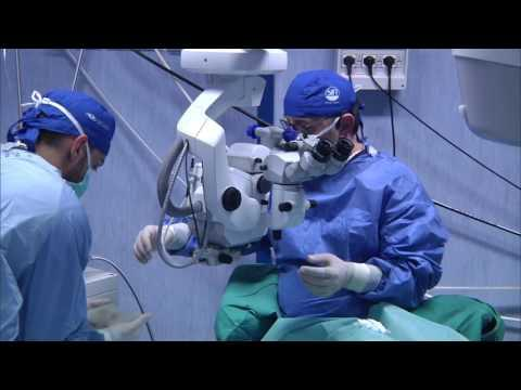 SICSSO 2016 - LIVE SURGERY - V.  Sarnicola (Grosseto) - One donor two transplants: DMEK