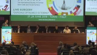 SICSSO 2019 - ENG - V. Sarnicola (Grosseto), H. S. Dua (UK) - Hot topic