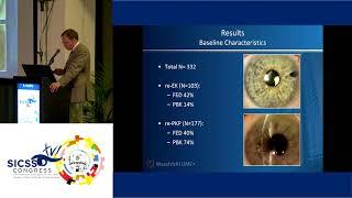 SICSSO 2017 - ITA - R. Nuijts (The Netherlands) - Long term survival of repeated transplantation