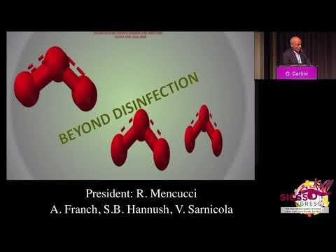 SICSSO 2018 - ENG - G. Carlini (Naples) - O3 for ocular surface diseases and infections