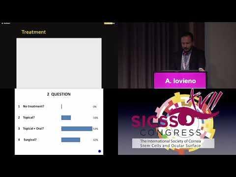 SICSSO 2018 - ITA - A. Iovieno (Canada) - Case presentation