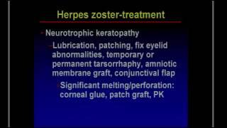 SICSSO 2016 - ENG - C. Rapuano (USA) - Management of anterior segment herpes disease